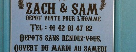 Zach & Sam is one of Paris.