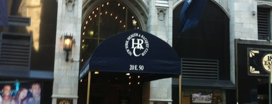 New York Health & Racquet Club is one of Lugares favoritos de Carlo.