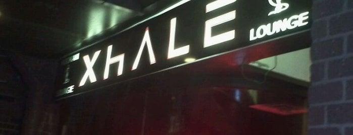 Xhale is one of สถานที่ที่บันทึกไว้ของ Rachel.