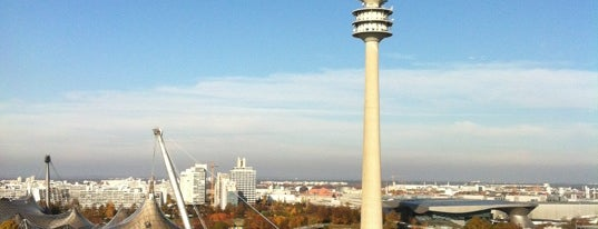 Olympiapark is one of I Love Munich!.