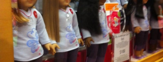 American Girl Place is one of To do in NYC with Ciccio.