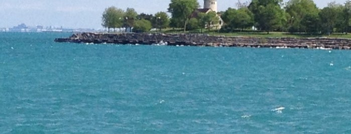 Promontory Point Park is one of 101 places to see in Chicago before you die.
