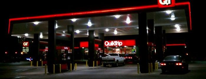 QuikTrip is one of Lugares favoritos de Maura.