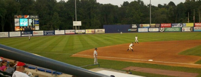 Dutchess Stadium is one of Tampa Bay Rays Minor League Parks.