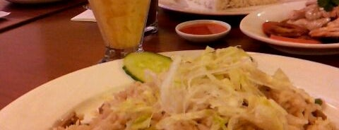 Rumours Kopitiam is one of Makan!: Quest for Malaysian Food in UK.