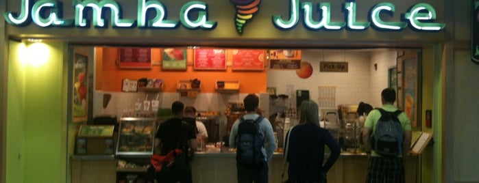 Jamba Juice is one of Teresaさんのお気に入りスポット.