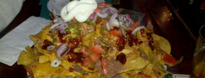 Coolidge Corner Clubhouse is one of Food thats worth the effort.