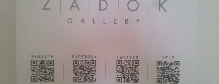 Zadok Art Gallery is one of Miami.