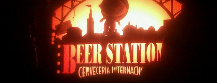 Beer Station is one of AUnaMilla.