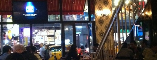 TSQ Brasserie is one of Don.