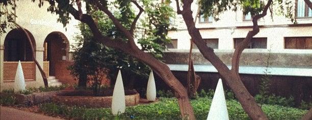 Hotel Petit Palace Boquería Garden is one of Terrazas Barcelona.
