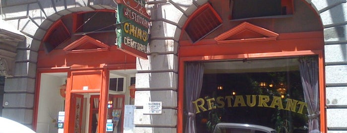 Restaurante Chino Central is one of Buenos aires.