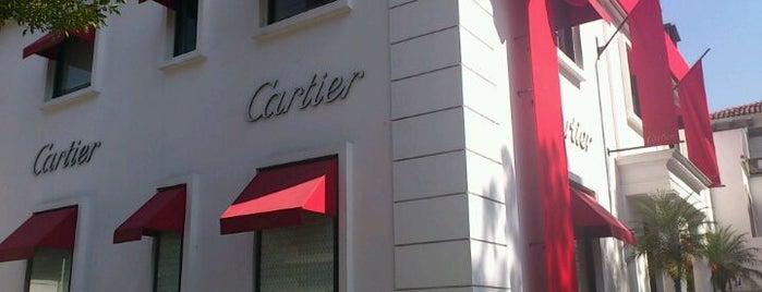 Cartier is one of Ricardo 님이 좋아한 장소.