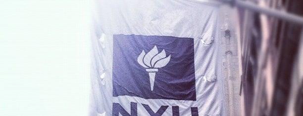 뉴욕 대학교 is one of New York.