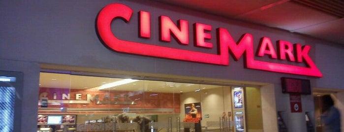 Cinemark Premier is one of Tempat yang Disukai Manuel.