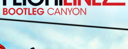 Flightlinez Bootleg Canyon is one of Las Vegas Outdoors.