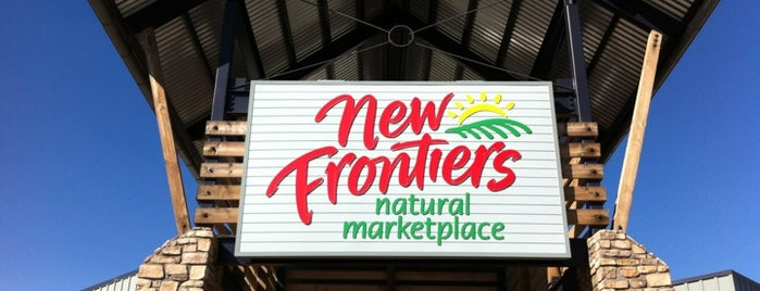 New Frontiers is one of Shopping.