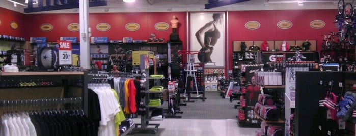 DICK'S Sporting Goods is one of * Gr8 Dallas Shopping (non-grocery).