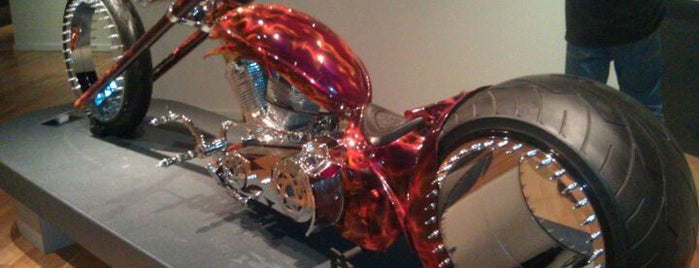 2011 Chopper Exhibit at Union Station is one of Favorite Arts & Entertainment.