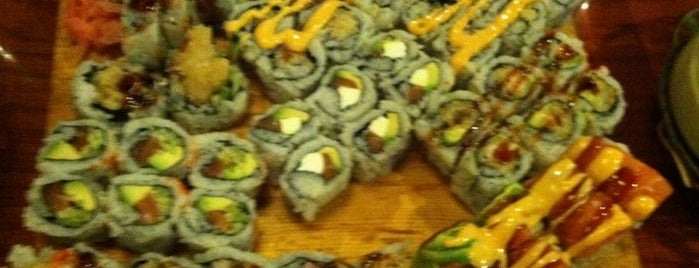 Akita Sushi & Hibachi is one of Places to check out.