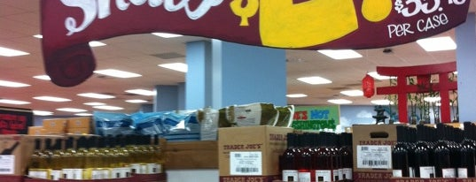Trader Joe's is one of Norcross? Nah! Peachtree Corners....