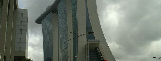 Marina Bay Sands Hotel is one of Guide to Singapore's best spots.