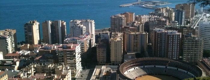 Málaga #4sqCities