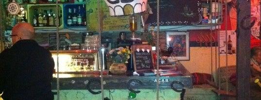 Bar Llamas is one of HELSINKI -  DRINK.