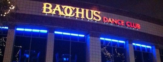 Bacchus is one of Birmingham Restaurants.