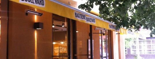Bageterie Boulevard is one of Lugares favoritos de Olga.