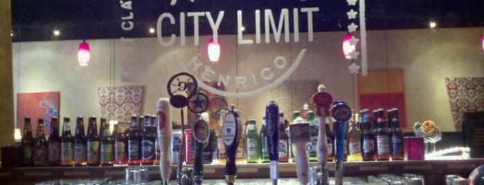 City Limits is one of Eric'in Kaydettiği Mekanlar.
