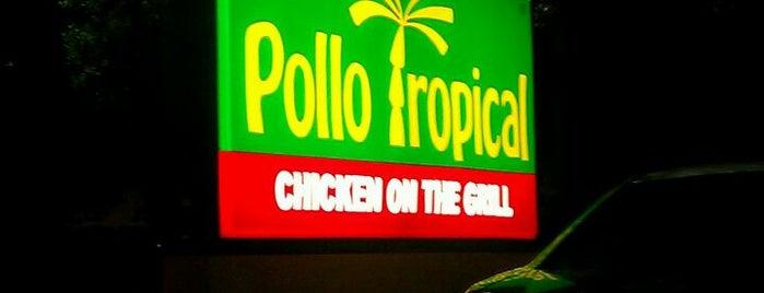 Pollo Tropical is one of Posti che sono piaciuti a Kon.