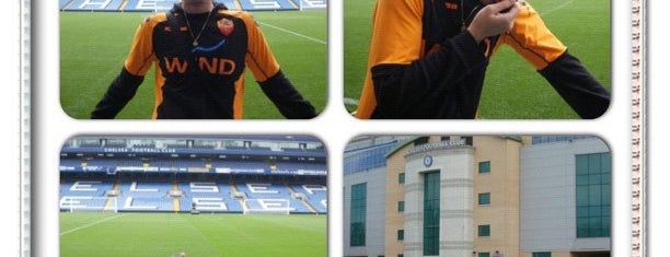 Stamford Bridge is one of Stadiums of Europe.