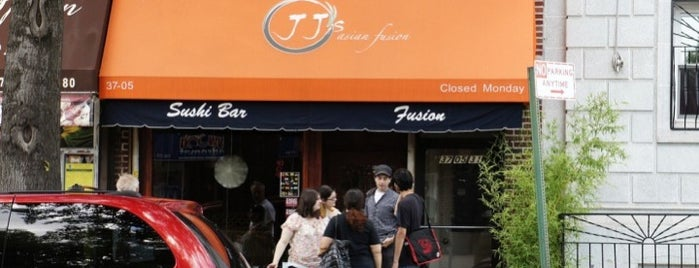 JJ's Asian Fusion is one of Must-visit Food in Astoria.