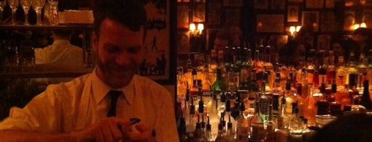 Minetta Tavern is one of Absolutely Fabulous Nightlife.