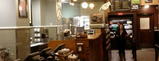 Potbelly Sandwich Shop is one of Flatiron Lunch.
