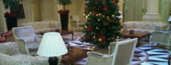 Hotel Fontecruz Toledo - Restaurante Belvis - Palacio Eugenia de Montijo is one of Lugares favoritos de N..