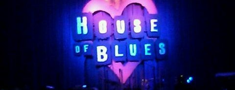House Of Blues is one of Posti salvati di Bridget.