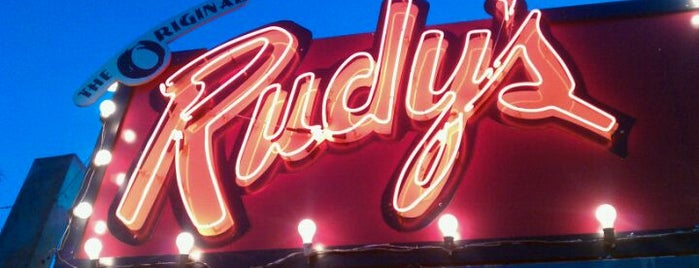Rudy's Country Store & Bar-B-Q is one of Austin and San Antonio.