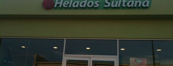 Helados Sultana is one of Arturo 님이 좋아한 장소.