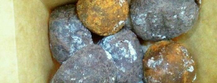 Mister Donut is one of Locais curtidos por Jirei.