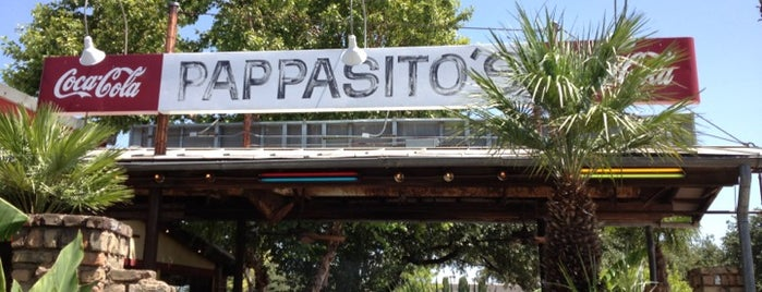 Pappasito's Cantina is one of Austin! ⚡️.