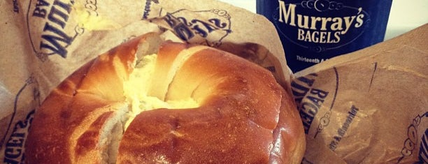 Murray's Bagels is one of Bons plans NYC.