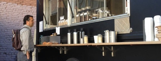 Réveille Coffee Co. Truck is one of San Francisco Caffeine Crawl.