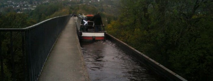 Pontcysyllte Aqueduct is one of Guide to Llangollen's best spots.
