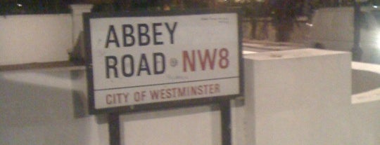 Abbey Road Studios is one of Stuff I want to see and redo in London.