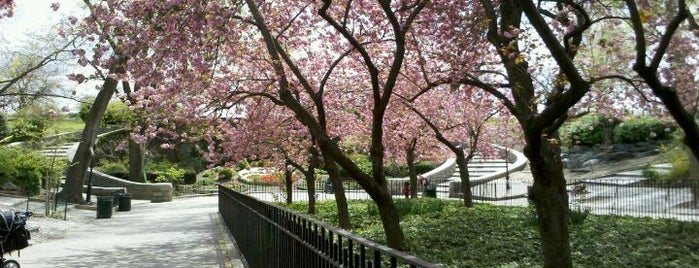 Carl Schurz Park is one of NYC Neighborhoods.