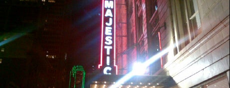 Majestic Theatre is one of ILiveInDallas.com's Fun Things to Do in Dallas.
