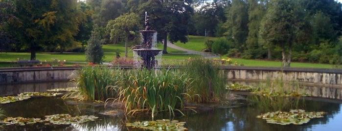 Vernon Park is one of Tempat yang Disukai Tristan.