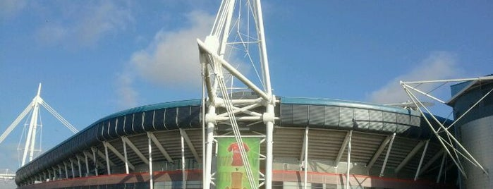 Principality Stadium is one of Soccer Stadiums.